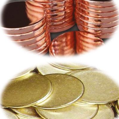 Copper-based blanks