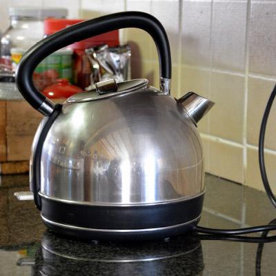Saucepans, kettles, confectionery moulds